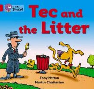 Tec and the Litter Workbook - cover