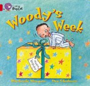 Woody's Week Workbook - cover