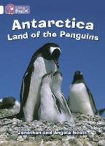 Antarctica: Land of the Penguins Workbook - cover
