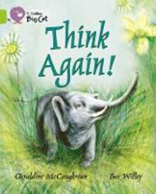 Think Again Workbook - cover
