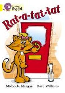 Rat-a-tat-tat Workbook - cover