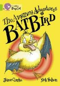 The Amazing Adventures of Batbird Workbook - cover