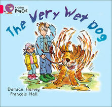 The Very Wet Dog Workbook - cover