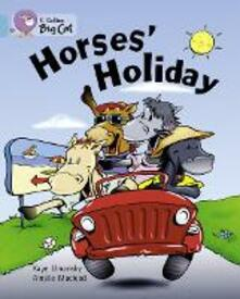 Horses' Holiday Workbook - cover