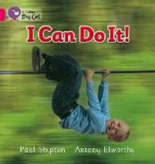 I Can Do It! Workbook - cover