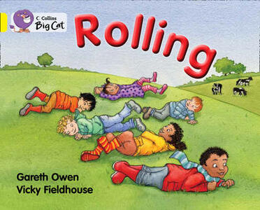 Rolling: Yellow/ Band 3 - Gareth Owen - cover