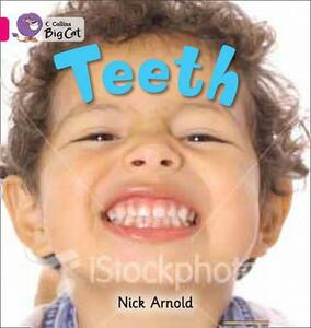 Teeth: Pink A/ Band 1a - Nick Arnold - cover