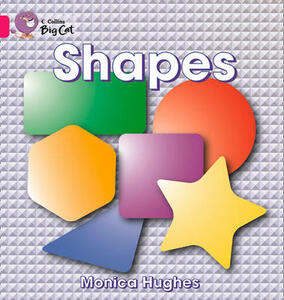 Shapes: Band 01a/Pink a - Monica Hughes - cover