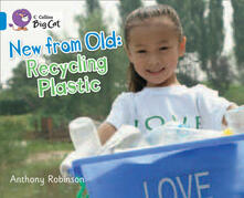Recycling: Blue/ Band 4 - Anthony Robinson - cover