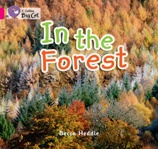 In the Forest: Pink B/ Band 1b - Becca Heddle - cover