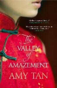 The Valley of Amazement - Amy Tan - cover