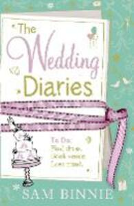 The Wedding Diaries - Sam Binnie - cover