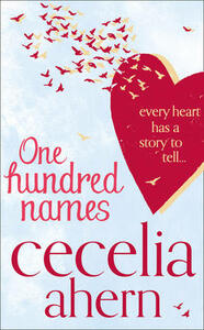 One Hundred Names - Cecelia Ahern - cover
