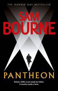 Pantheon - Sam Bourne - cover