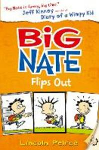 Big Nate Flips Out - Lincoln Peirce - cover