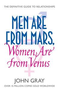 Foto Cover di Men Are from Mars, Women Are from Venus, Ebook inglese di John Gray, edito da HarperCollins Publishers