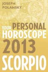 Foto Cover di Scorpio 2013, Ebook inglese di Joseph Polansky, edito da HarperCollins Publishers