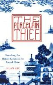Ebook in inglese Porcelain Thief Hsu, Huan
