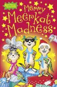 Foto Cover di Merry Meerkat Madness, Ebook inglese di Ian Whybrow, edito da HarperCollins Publishers