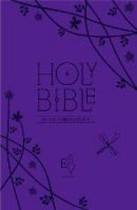 Holy Bible: English Standard Version (ESV) Anglicised Purple Compact Gift edition with zip - Collins Anglicised ESV Bibles - cover