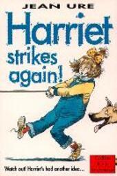 Harriet Strikes Again