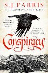 Foto Cover di Giordano Bruno Thriller 5, Ebook inglese di S. J. Parris, edito da HarperCollins Publishers