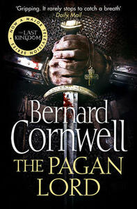 The Pagan Lord - Bernard Cornwell - cover