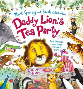 Ebook in inglese Daddy Lion's Tea Party Sperring, Mark