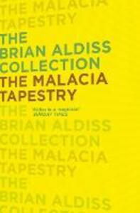 The Malacia Tapestry - Brian Aldiss - cover