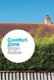 Comfort Zone - Brian Aldiss - cover