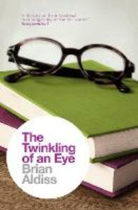 The Twinkling of an Eye - Brian Aldiss - cover