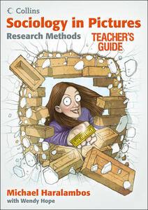 Research Methods: Teacher'S Guide - Michael Haralambos - cover
