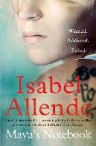 Foto Cover di Maya's Notebook, Ebook inglese di Isabel Allende, edito da HarperCollins Publishers