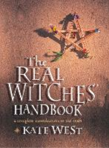 Ebook in inglese Real Witches' Handbook West, Kate