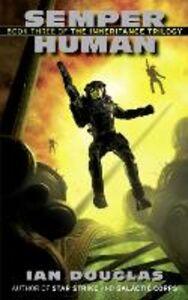Foto Cover di Semper Human (The Inheritance Trilogy, Book 3), Ebook inglese di Ian Douglas, edito da HarperCollins Publishers