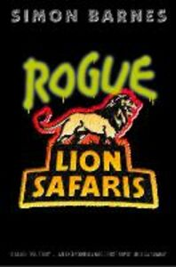 Ebook in inglese Rogue Lion Safaris Barnes, Simon