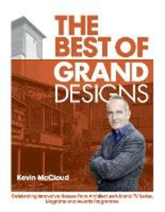The Best of Grand Designs - Kevin McCloud - cover