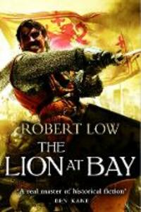 The Lion at Bay - Robert Low - cover