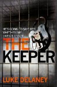 The Keeper - Luke Delaney - cover
