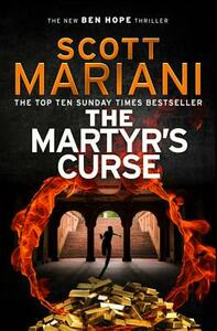 The Martyr's Curse - Scott Mariani - cover