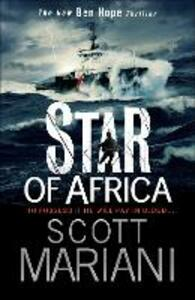 Star of Africa - Scott Mariani - cover