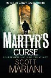 Foto Cover di The Martyr's Curse, Ebook inglese di Scott Mariani, edito da HarperCollins Publishers