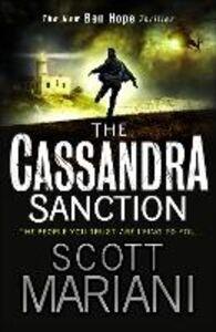 Ebook in inglese The Cassandra Sanction Mariani, Scott