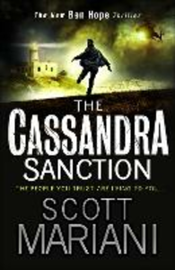 Ebook in inglese The Cassandra Sanction Mariani, Scott