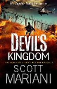 Foto Cover di The Devil's Kingdom, Ebook inglese di Scott Mariani, edito da HarperCollins Publishers