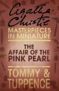 Foto Cover di The Affair of the Pink Pearl, Ebook inglese di Agatha Christie, edito da HarperCollins Publishers