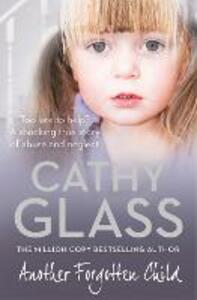 Another Forgotten Child - Cathy Glass - cover