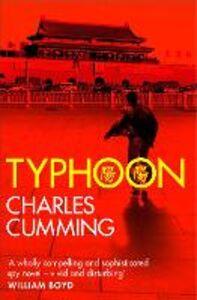 Foto Cover di Typhoon, Ebook inglese di Charles Cumming, edito da HarperCollins Publishers