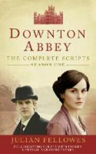 Downton Abbey: Series 1 Scripts (Official) - Julian Fellowes - cover