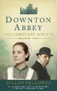Downton Abbey: Series 2 Scripts (Official) - Julian Fellowes - cover